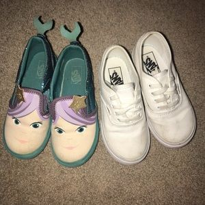 TODDLER GIRLS VANS BUNDLE